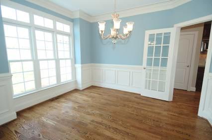 Hardwood Flooring Repair & Refinish