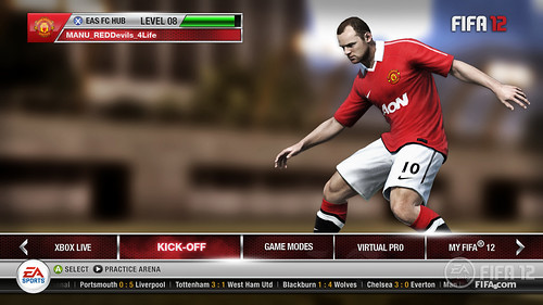 football fifa soccer videogame ea fifa12 easportsfootballclub easportsfootball