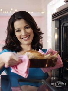 nigella, i saw the first show, and frankly, i'm concerned...
