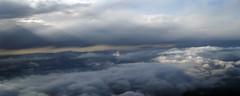 Panoramic Sky 1 (Ken Allman) Tags: sky clouds heavens