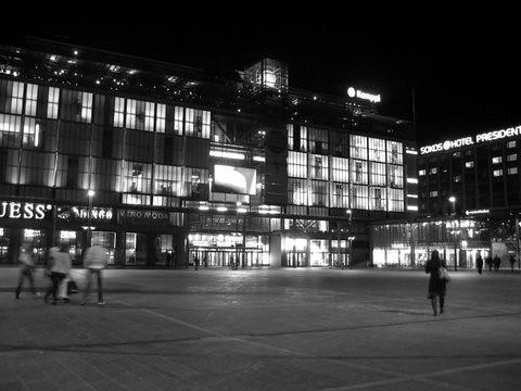 Helsinki - October