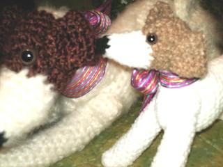 Amigurumi Jack Russell Pattern : Ravelry jack russell terrier dog pattern by lenora conlon
