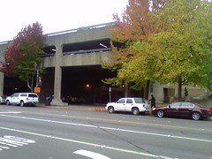 North Park Plaza Parking Garage