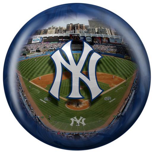 yankees globe