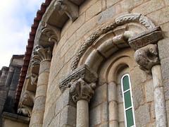 Sta M de Ferreira de Pantn (Lugo) (journeyme2) Tags: architecture arquitectura sacra galicia galiza romanesque mio ribeira minho romnico ferreira pantn romnico