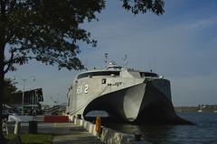 U.S. Navy HSV 2 39741