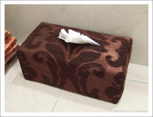主浴的衛生紙套