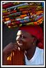 La porteuse de tissus (Laurent.Rappa) Tags: voyage africa travel portrait people woman smile face retrato couleurs femme laurentr sourire ritratti ritratto côtedivoire peuple africain afrique ivorycoast littlestories ivorycost diamondclassphotographer flickrdiamond colourartaward picswithsoul tisus laurentrappa