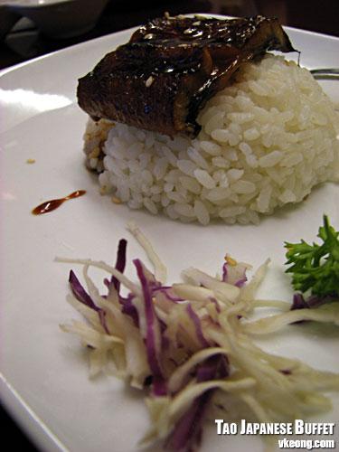 Unagi-Rice