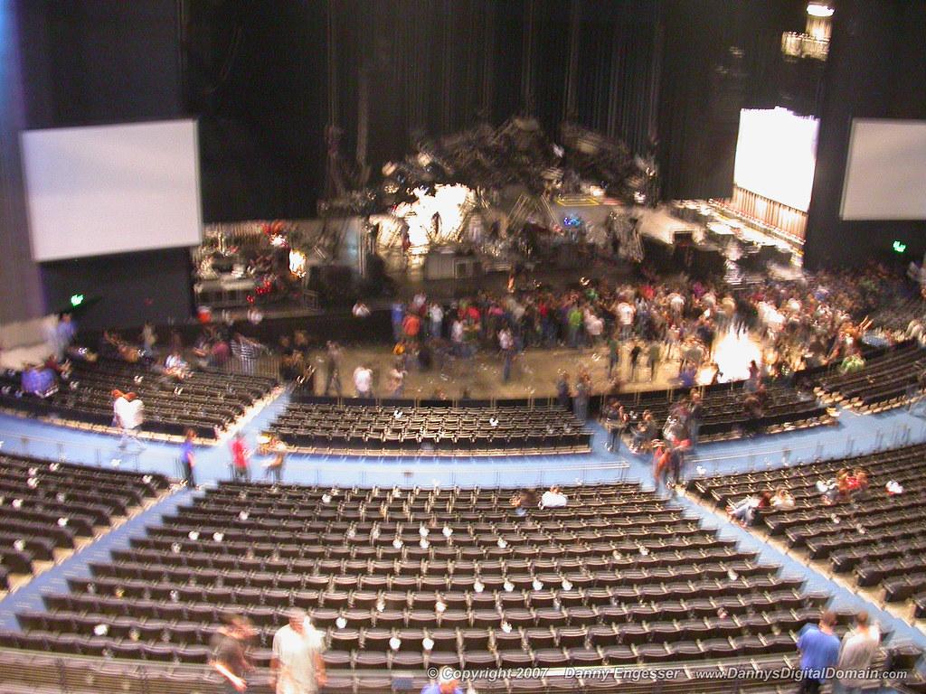 19 Fresh Verizon theater Seating View