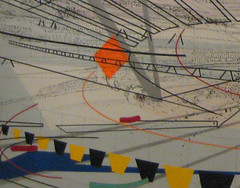 Julie Mehretu (Detail)