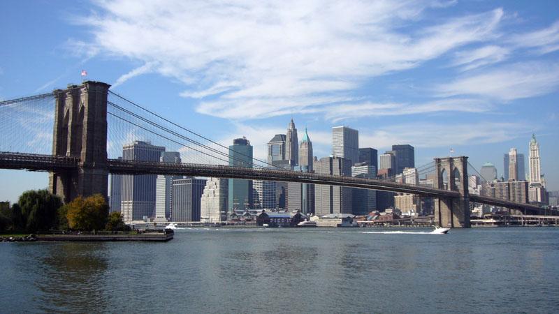 NYC4 Puentes que unen – Brooklyn Lower Manhattan y Halloween