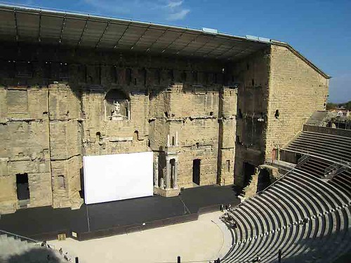 Roman Theater Orange France
