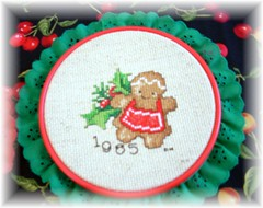 Gingerbread 85 girl