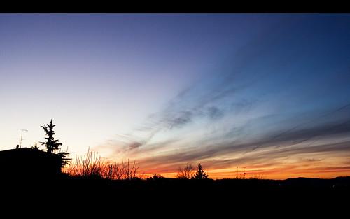Il cielo di inverno