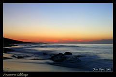 Amanecer en Calblanque (paco lopez) Tags: playa paisaje murcia amanecer calblanque