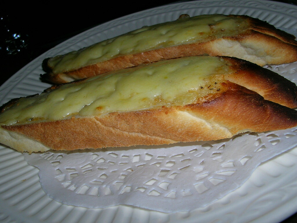 Cheese garlic