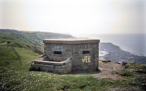 Pill-Box, Type F/W22, Harrington, Cumberland