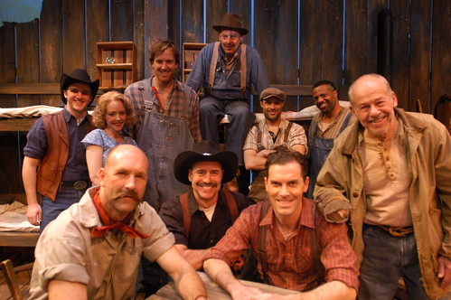 crooks of mice and men. Of Mice and Men Cast