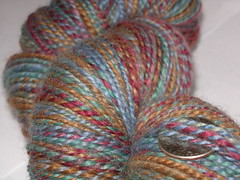 Dublin Bay sock yarn 4
