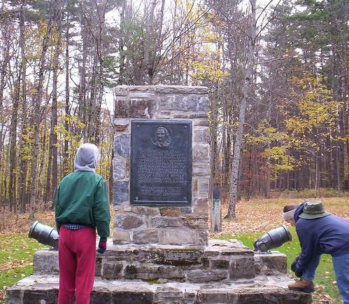 Montcalm Monument