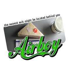 Airboy Logo - Sodwee