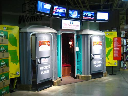 The 5 Weirdest Restrooms In The World