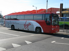 Stagecoach 53274 (Stagecoach United Counties) KX56JZM (Howard_Pulling) Tags: coach airport profile virgin interurban luton stagecoach virgintrains plaxton ltn unitedcounties volvob7r vt99 hpulling howardpulling