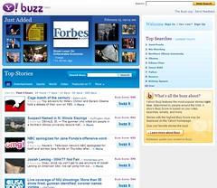 Yahoo! Buzz - ヤフー! バズ