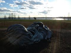 P2190286 (wfyurasko) Tags: sculpture face mouth giant washingtondc dc awakening head theawakening eastpotomacpark hainspoint jsewardjohnson