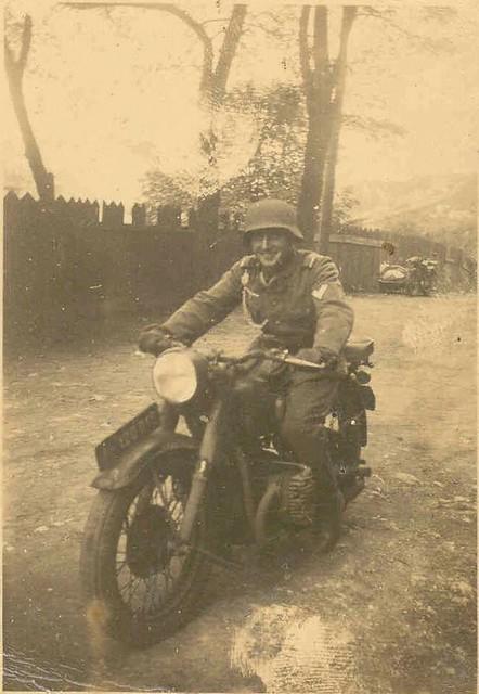 BMW R71 WW II