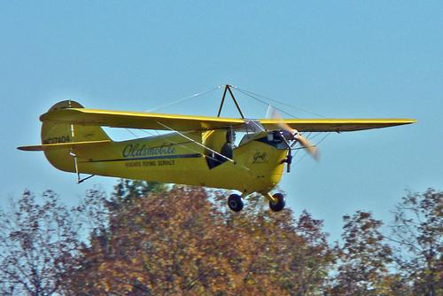 Aeronca C3 Master (NC17404), Golden Age Air Museum