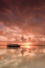 5:31:05am WITA (Mahathir Mohamed Salleh) Tags: bali beach sunrise indonesia boat serenity reflexions sanur eow instantfave bluelist twtmeblogged 200850plusfaves brilliant~eye~jewel platinumheartaward beautifulbali thegoldproject johanabdullah exceptionallybeautifulbaligallery