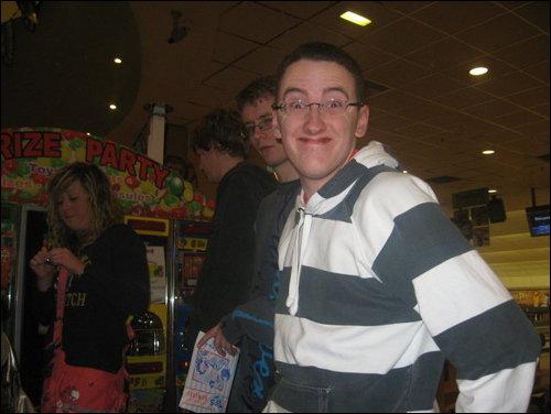 me at bowling