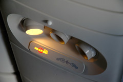 Overhead Lights (caribb) Tags: travel airplane flying inflight cabin aircraft seat jet aeroplane class vol boeing 777 economy airliner siege avion jetliner aircanada 777300 777300er overheadlights 77w aeroliner 777333er cfitu seatlighting
