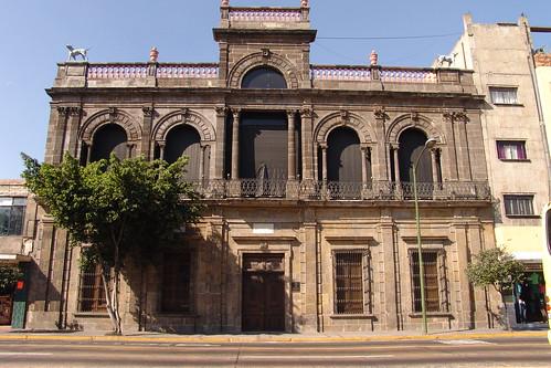 Edificios Neoclásicos es Guadalajara
