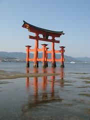 Isukushima Torii