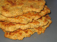 Tower of Cutlets (Sick On Sin) Tags: food vegan cutlet chickpea veganomicon