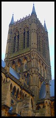 St. Mary's Cathedral - Lincoln (howsthat) Tags: england church cathedral unitedkingdom lincolnshire christian lincoln christianity