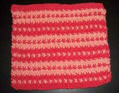 Monthly Dishcloth Midmonth KAL - April