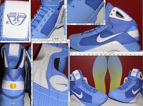 Nike Hyperdunk - Manu Ginobili
