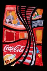 Coca cola - Neon (Heaven`s Gate (John)) Tags: red usa newyork black color colour art sign architecture night america lights neon bright creative dramatic sparkle timessquare advert imagination cocacola multicolor multicolour therealthing johndalkin heavensgatejohn