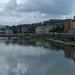 Arno und Ponte Vecchio, Florenz, IT