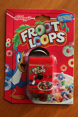 Kellogg's Froot Loops lipbalm (Valeri-DBF) Tags: kelloggs lipbalm fruitloops