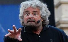 Primo Piano di Beppe Grillo