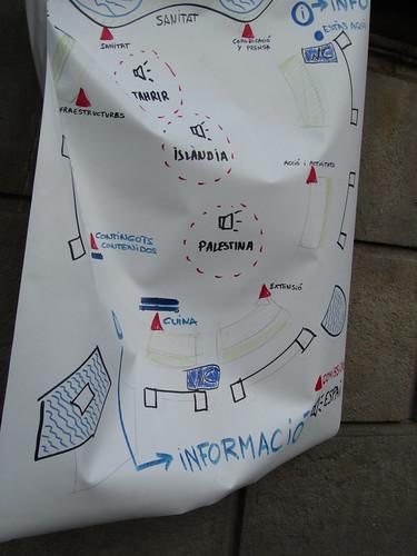 Plano de la Plaça