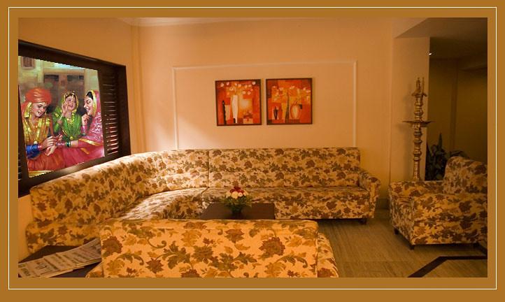 Hotel de Orient, Kollam.