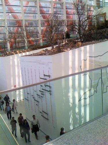 Dentro del Museo de la Evoluci�n Humana by JoseAngelGarciaLanda