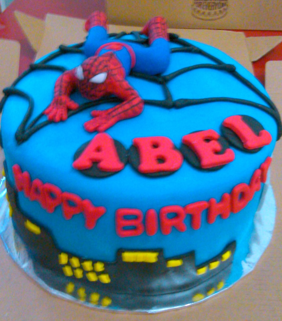 The Worlds Newest Photos Of Kue And Ulangtahun Flickr Hive Mind Ulang Tahun Cake 3d Spiderman Jakarta Cupcakesjakarta Tags Birthday Blue Boy