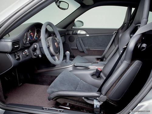 Porsche 997 gt2 Interior-1